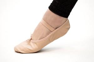 Ballettschuhe rosa - Polepower