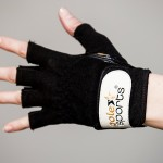 Handschuhe Lack, starker Halt - Polepower