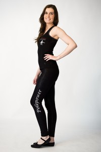 Polepower Leggings & T-Shirt Powerzone - Polepower