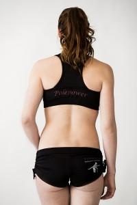 Polepower Sport-Top & Panty back - Polepower